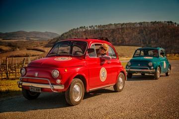 Klassieke Fiat 500 Tour vanuit Florence waarbij u zelf rijdt ...