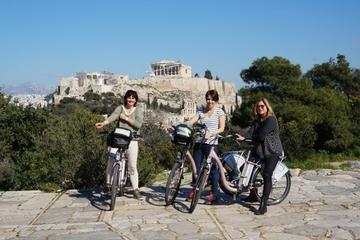 Tour d'Athènes en vélo électrique