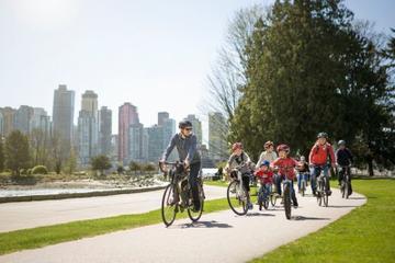 Excursão de Bicicleta pelos Destaque de Vancouver