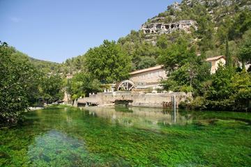 Excursion en Provence au départ d'Avignon, incluant Gordes...