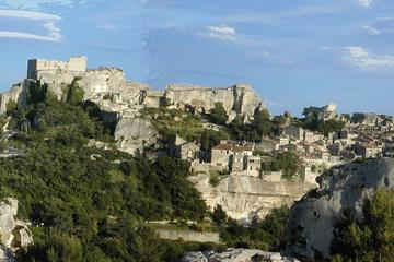 Viagem de meio dia a Les Baux de Provence e Luberon saindo de Avignon