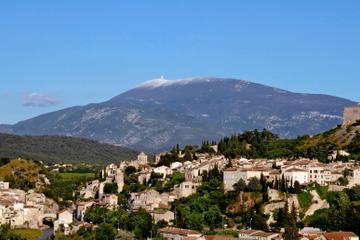 Viagem diurna para grupos pequenos para Vaison-la-Romaine e Séguret...