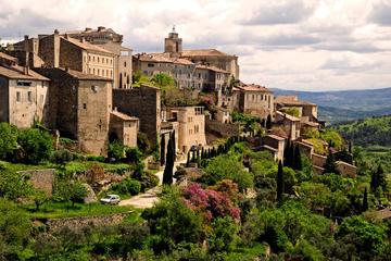 Visite privée: Tour en vélo dans le Lubéron au départ d'Avignon avec...