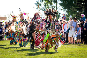 Old West First Nations Kulturerbe und Geschichte ab Calgary