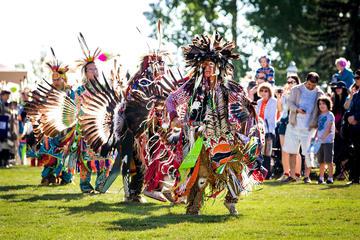 Old West First Nations Kulturerbe und...