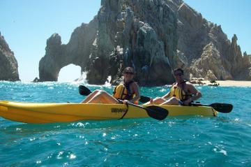 Los Cabos Arch and Playa del Amor...