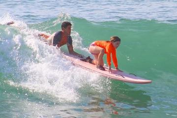 Los Cabos Surf Lesson at Costa Azul...