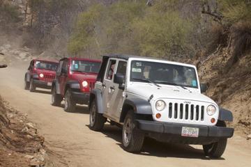 Recorrido privado: aventura en jeep...