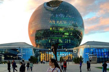 Astana Sightseeing PM ...