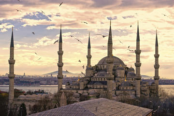 Small-Group Istanbul Tour: Skip-the-Line Hagia Sophia and Basilica...