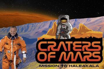 Craters of Mars Mission to Haleakala