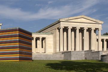 Entrada a la Galería de Arte Albright-Knox