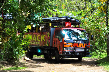 Cultural Outback Safari from Puerto Plata with Lunch