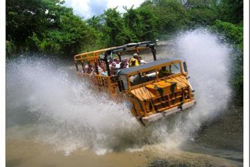 Mega Truck Safari from Punta Cana
