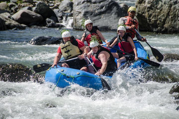 River Rafting from Puerto Plata