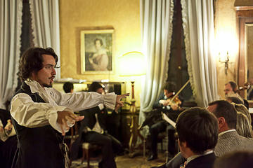 Ópera viajera de Musica a Palazzo en Venecia