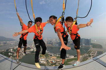 Macau Tower Skywalk