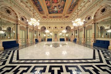 Visite des coulisses du Gran Teatre del Liceu de Barcelone.
