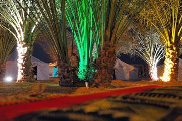 Pernottamento in famiglia in un accampamento nel deserto da Abu