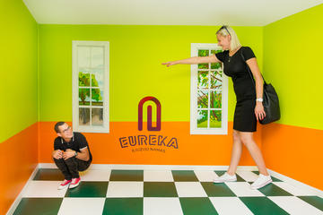 Illusion House Eureka Eintrittskarte