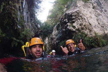 Canyoning en petit groupe à la Serra de Tramuntana à Majorque