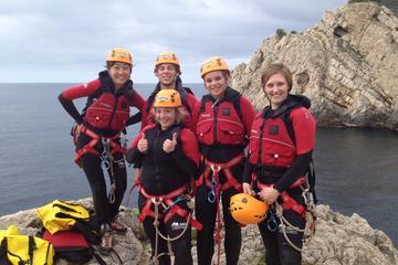 East Mallorca Coasteering Experience...