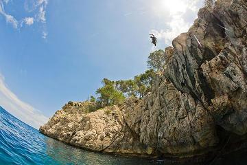 Expérience coasteering au sud de Majorque avec transferts