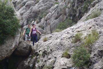 Randonnée en petit groupe au Torrent de Pareis à Majorque
