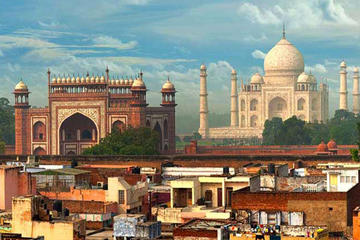 Full Day Agra Taj Mahal Tour by Private...