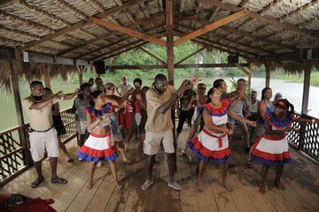 Excursión en safari cultural en la...