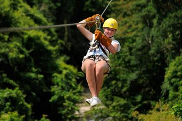 Zipline Adventure from La Romana
