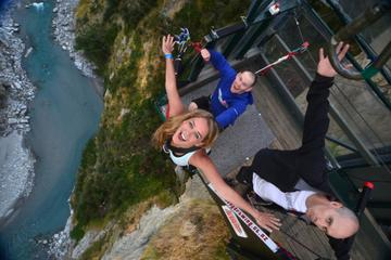 Salto no Shotover Canyon Swing