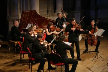 Concert baroque de l'ensemble Interpreti Veneziani à Venise