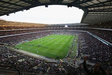 Visite du stade de Twickenham