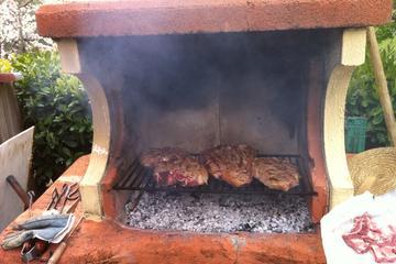 Esperienza Chianina e Chianti: l'autentica bistecca di manzo