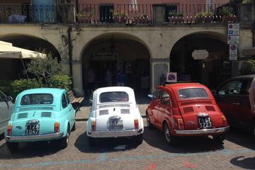 Experiência Fiat 500 vintage com...