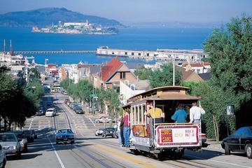 Recorrido por la ciudad de San Francisco