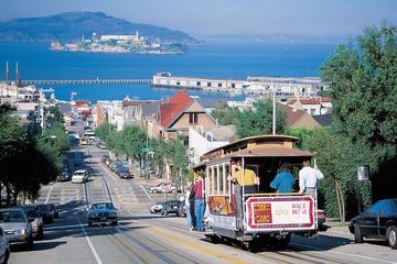 Stadtbesichtigung in San Francisco am Nachmittag