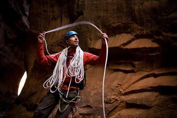 Day Trip Moab Canyoneering Experience near Moab, Utah