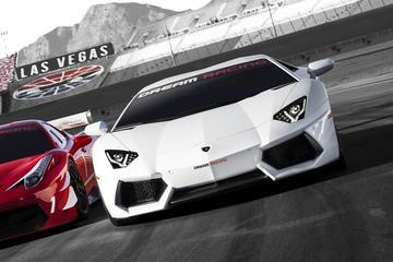 Experiencia de conducción en Lamborghini Aventador