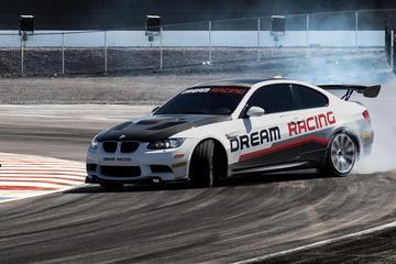 Experiencia de conducción en un coche de carreras de drifting