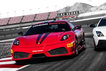 Experiencia de conducción Ferrari...