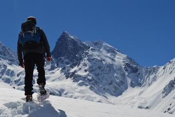 Andean Snowshoeing