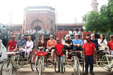 Old Delhi by Rickshaws - Group Tour