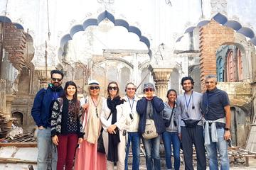 Old Delhi - Walking Tour with wireless audio head sets for live commentary