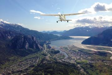 Squamish Valley Flightseeing: Private Tour for 2