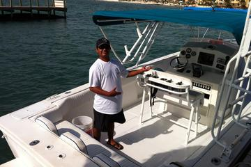 VIP PRIVATE MINI DEEP-SEA FISHING & SNORKEL ADVENTURE ISLA MUJERES