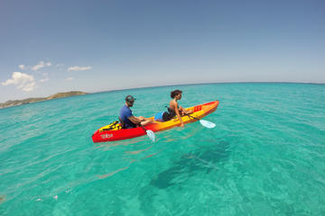 Kayak Rental in Grand Case