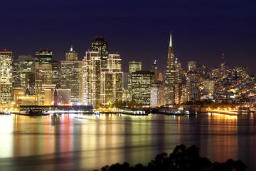 San Francisco Holiday Evening Tour by...