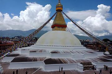 Tour completo della città di Kathmandu